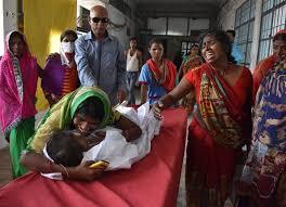 Bihar child fever