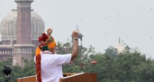 Modi independence day